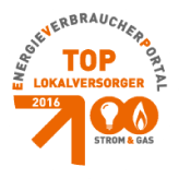TOP-Lokalversorger 2016
